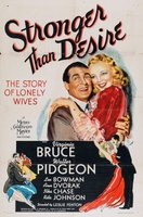 Stronger Than Desire movie poster (1939) picture MOV_e1d0c751