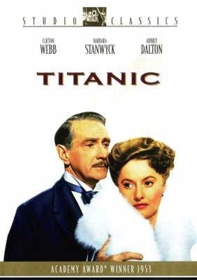 Titanic movie poster (1953) poster MOV_e1d717a7