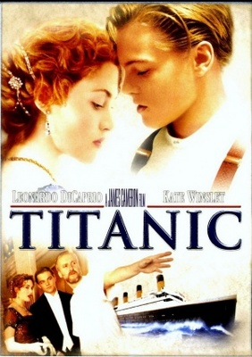 Titanic movie poster (1997) poster MOV_e1d74bef