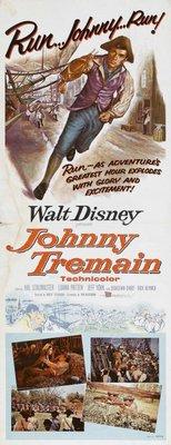 Johnny Tremain movie poster (1957) poster MOV_e1e13019