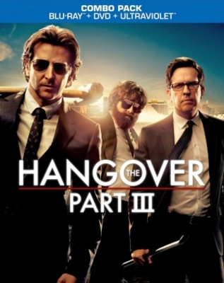The Hangover Part III movie poster (2013) poster MOV_e1e29727
