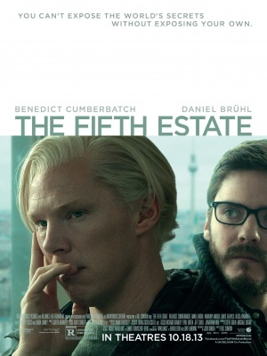 The Fifth Estate movie poster (2013) poster MOV_e1e35093