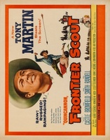 Quincannon, Frontier Scout movie poster (1956) picture MOV_e1e7781c