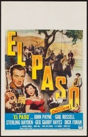 El Paso movie poster (1949) picture MOV_e1fdd23f