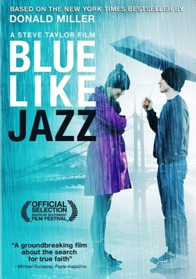 Blue Like Jazz movie poster (2012) poster MOV_e20168fd