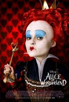 Alice in Wonderland movie poster (2010) picture MOV_e208a486