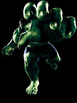 Hulk movie poster (2003) poster MOV_e20b8de5
