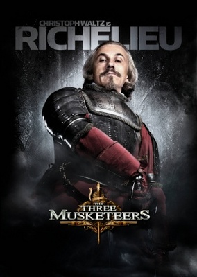 The Three Musketeers movie poster (2011) poster MOV_e20d4175