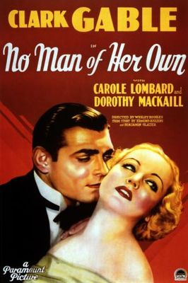 No Man of Her Own movie poster (1932) poster MOV_e20ef6cc