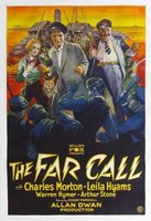 The Far Call movie poster (1929) picture MOV_e210fd3d