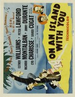 On an Island with You movie poster (1948) picture MOV_e21377fc
