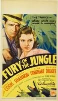 Fury of the Jungle movie poster (1933) picture MOV_e2140382