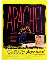 Apache movie poster (1954) picture MOV_462c5b5b