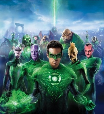 Green Lantern movie poster (2011) poster MOV_e2199189