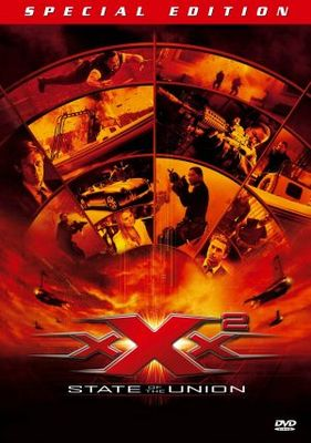 XXX 2 movie poster (2005) poster MOV_e223e34b