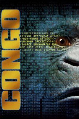 Congo movie poster (1995) poster MOV_e22827a9