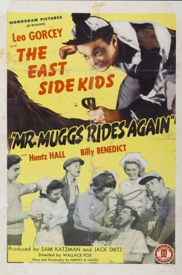 Mr. Muggs Rides Again movie poster (1945) poster MOV_e229711a