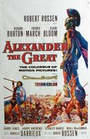 Alexander the Great movie poster (1956) picture MOV_e22aff27