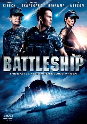Battleship movie poster (2012) poster MOV_e22d6803