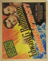 Thunder in the City movie poster (1937) picture MOV_e22e6db4
