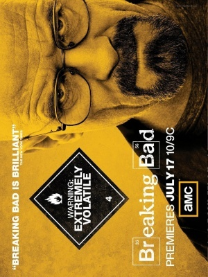 Breaking Bad movie poster (2008) poster MOV_e238063e