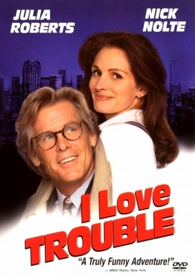I Love Trouble movie poster (1994) poster MOV_e23ea896