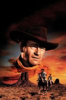 The Searchers movie poster (1956) picture MOV_ce8a5aab