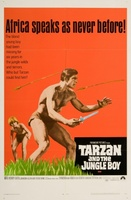 Tarzan and the Jungle Boy movie poster (1968) picture MOV_e24140d3