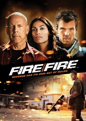 Fire with Fire movie poster (2012) poster MOV_e2419ae5