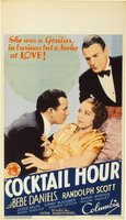 Cocktail Hour movie poster (1933) picture MOV_e2452c72