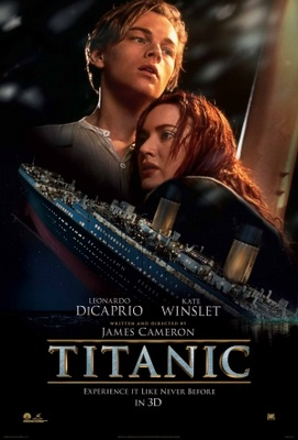 Titanic movie poster (1997) poster MOV_e24a9574