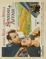 Spanish Affair movie poster (1957) picture MOV_e24bc163