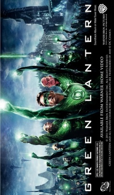 Green Lantern movie poster (2011) poster MOV_e24c24cb