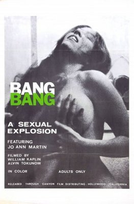 Bang Bang movie poster (1970) poster MOV_e24e42a4
