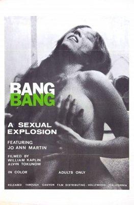 Bang Bang movie poster (1970) poster MOV_e24e42a4