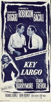 Key Largo movie poster (1948) picture MOV_e2549bd8