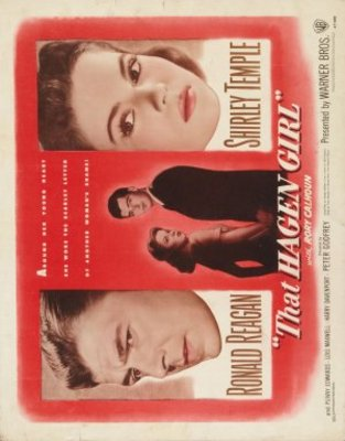 That Hagen Girl movie poster (1947) poster MOV_e255488b