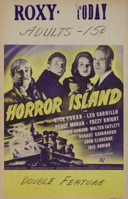 Horror Island movie poster (1941) poster MOV_e25c5cb8