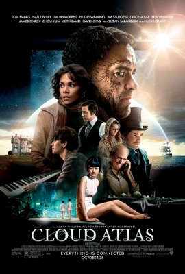 Cloud Atlas movie poster (2012) poster MOV_e2619606