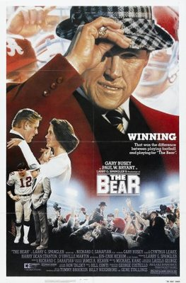 The Bear movie poster (1984) poster MOV_e2697ef6
