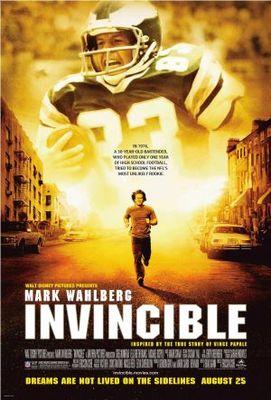 Invincible movie poster (2006) poster MOV_e2697f6e