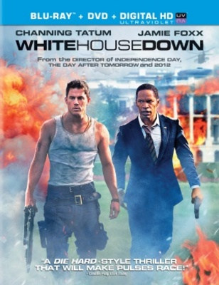 White House Down movie poster (2013) poster MOV_e2779f54