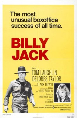 Billy Jack movie poster (1971) poster MOV_e27c7ce2