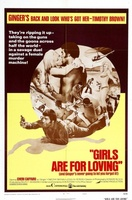 Girls Are for Loving movie poster (1973) picture MOV_e27d91ba
