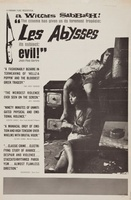 Abysses, Les movie poster (1963) picture MOV_e2804913