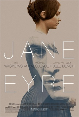 Jane Eyre movie poster (2011) poster MOV_e28a007c