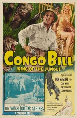 Congo Bill movie poster (1948) poster MOV_e291b816