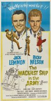 The Wackiest Ship in the Army movie poster (1960) picture MOV_e29cf730