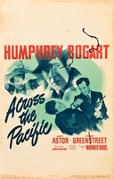 Across the Pacific movie poster (1942) picture MOV_e29fb344