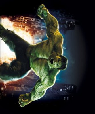 The Incredible Hulk movie poster (2008) poster MOV_e2a191ea